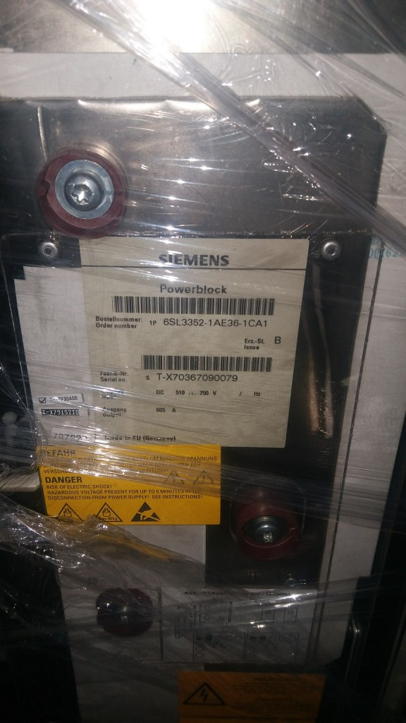 Siemens Power Block-2